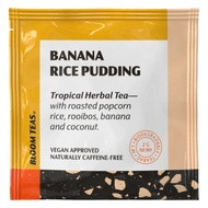 Banana Rice Pudding from Bloom Teas