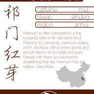 Keemum from Simply Good Tea