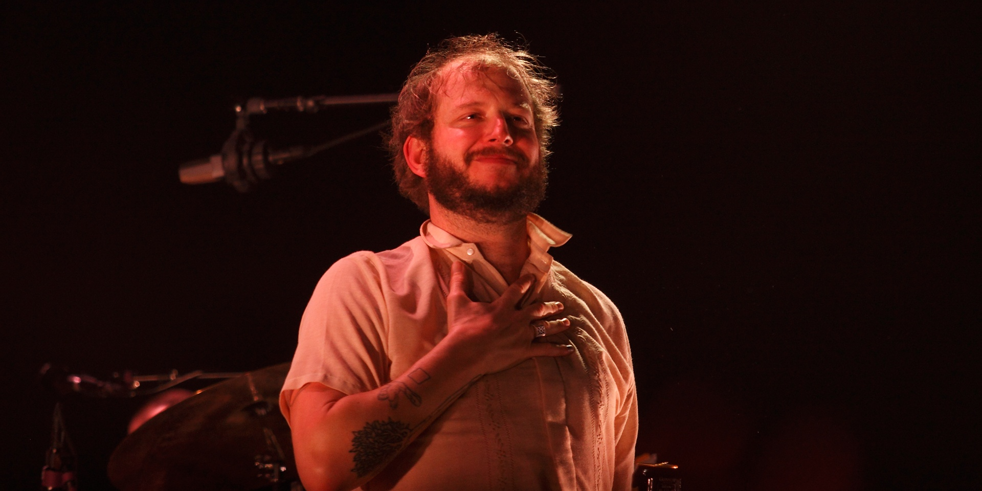 GIG REPORT: Bon Iver stuns with triumphant live debut in Singapore