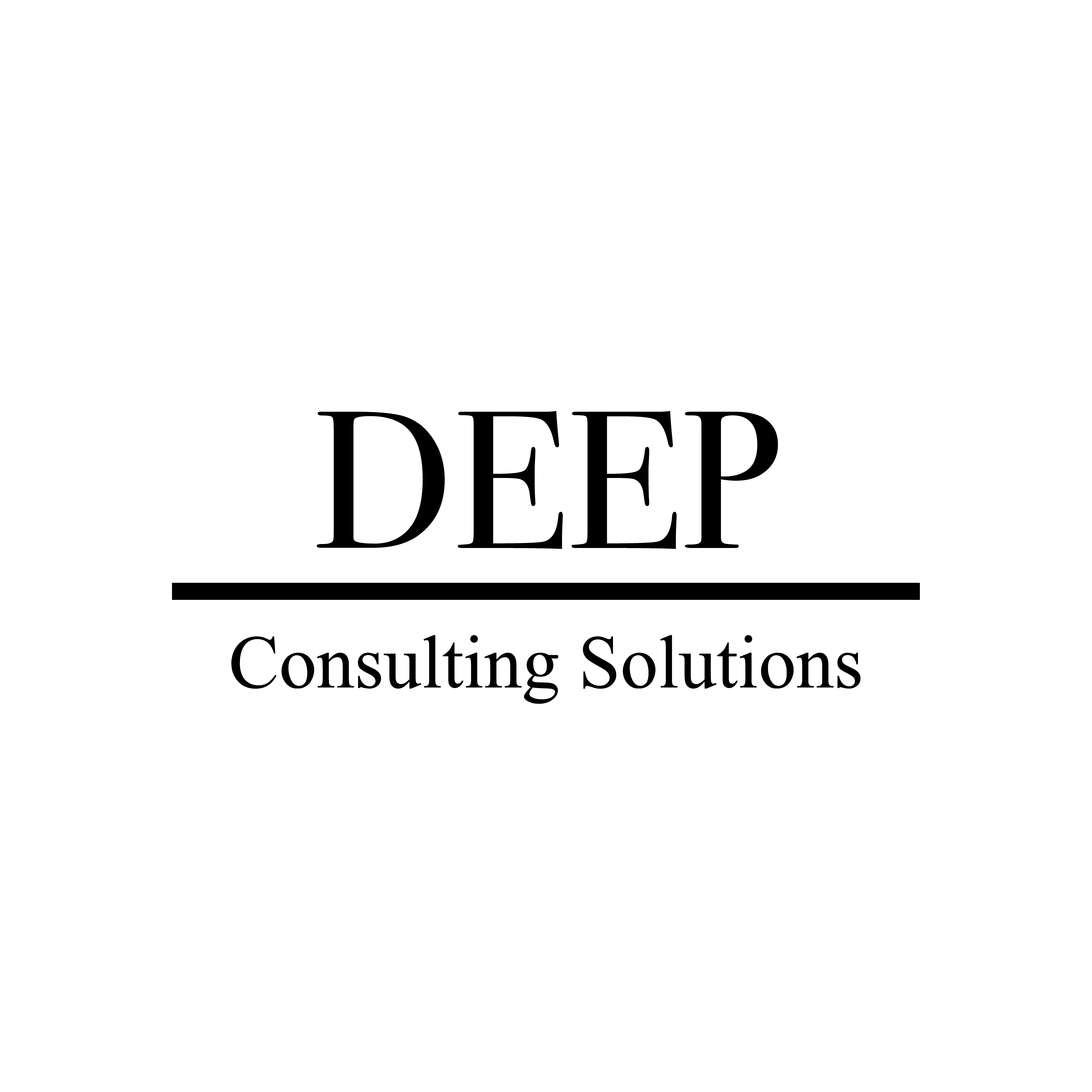 Deep Consulting Solutions Company Logo