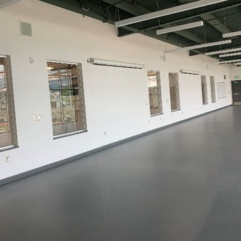 Field House - Gallery room