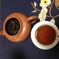 An old tea- 80's 7542 from Menghai Tea Factory