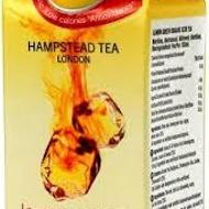 Organic Lemon Green Iced Tea from Hampstead Tea