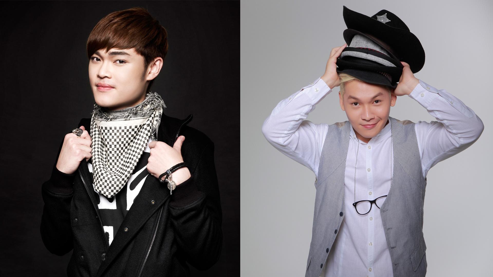 Singapore Originals (Mandarin): Jacky 周玮贤& Juno 林昭宇