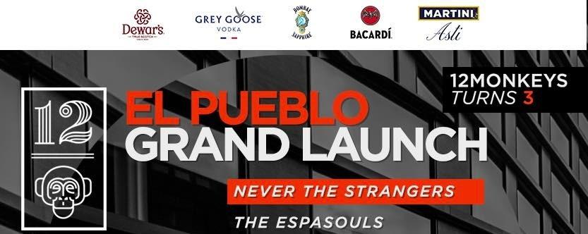El Pueblo Grand Launch