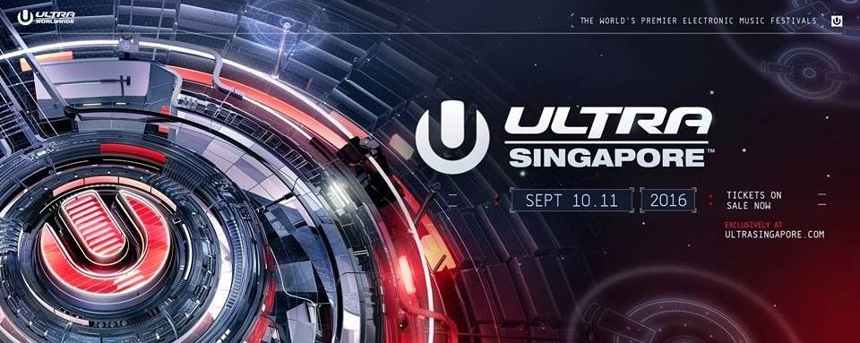 Ultra Singapore 2016