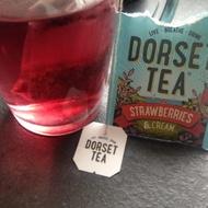 Strawberries and Cream from Dorset Tea