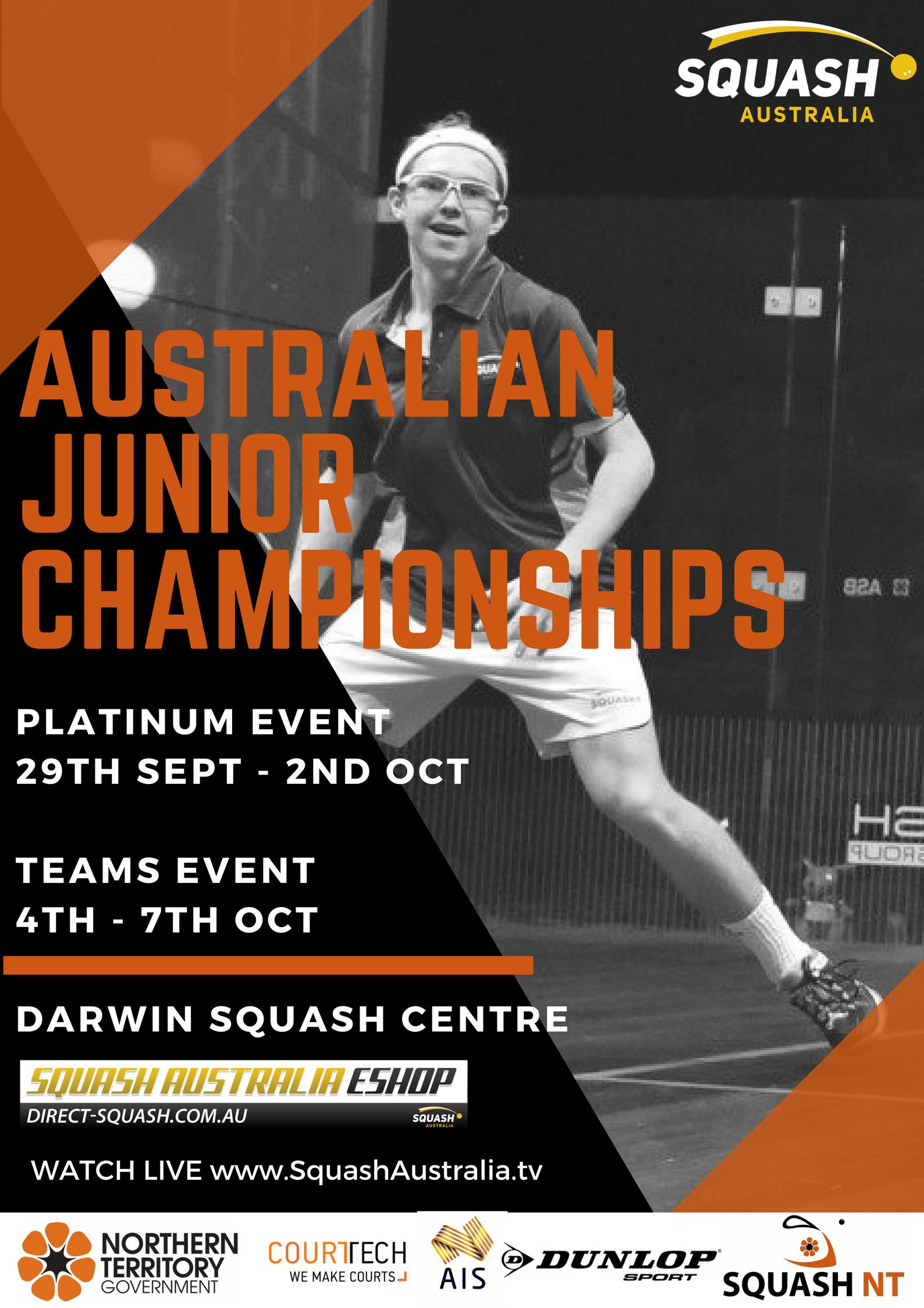 Australian Junior Championships