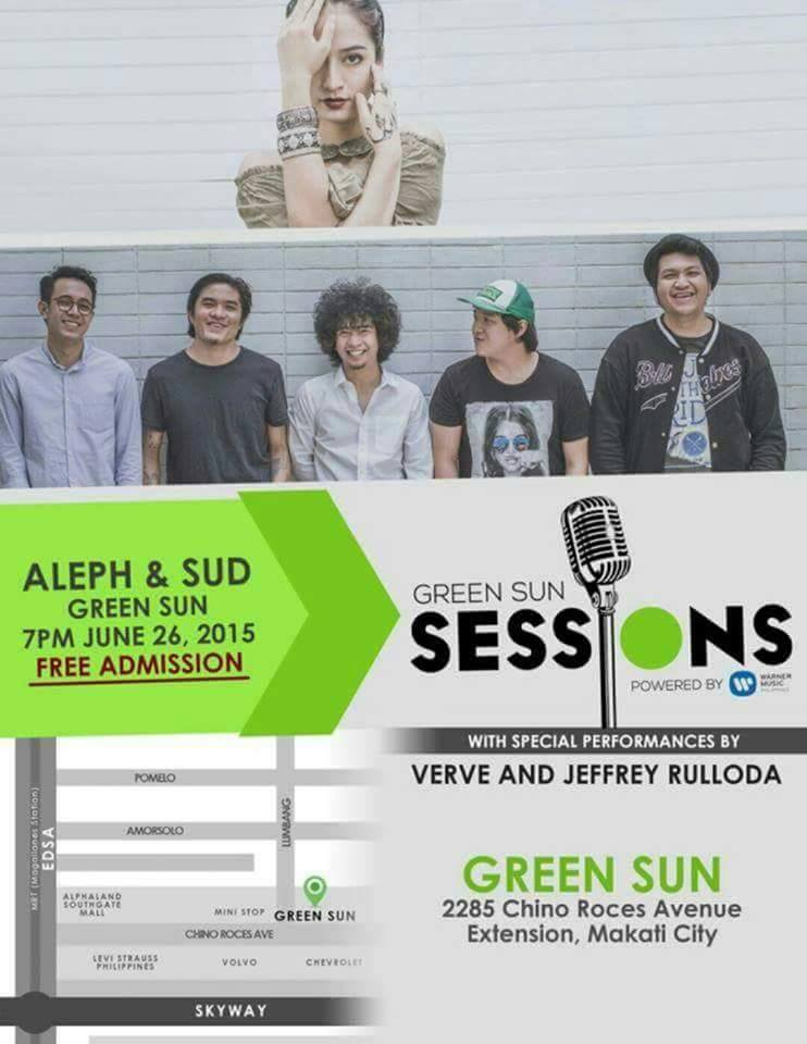 Green Sun Sessions