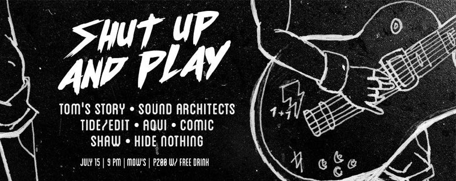 Shut Up and Play