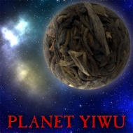 """Planet Yiwu"" from Crimson Lotus Tea"
