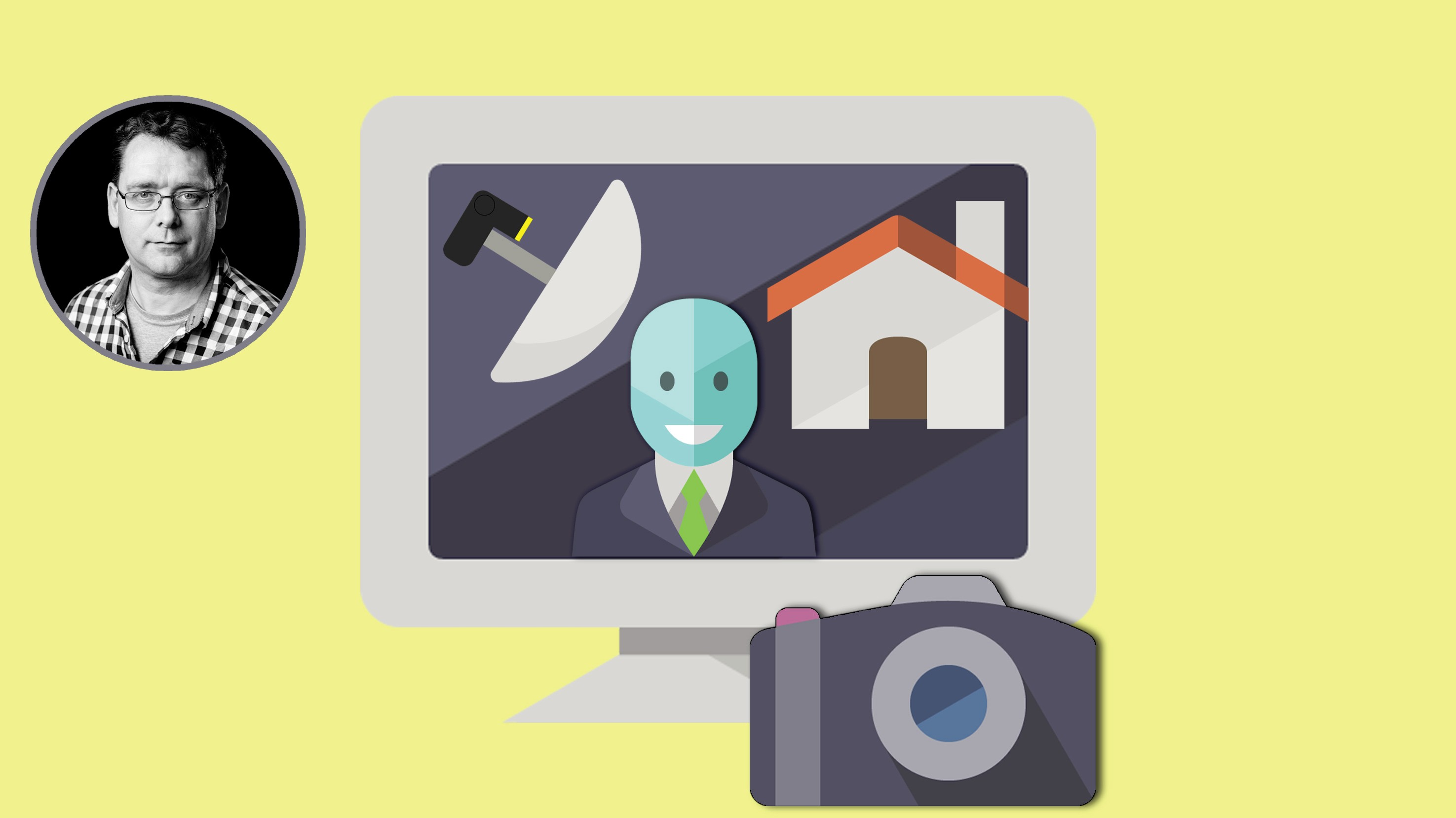 how to start your own photography business from home