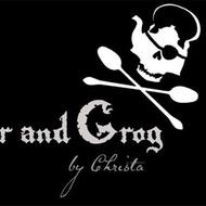 Plunder and Grog from Adagio Custom Blends, Christa Y