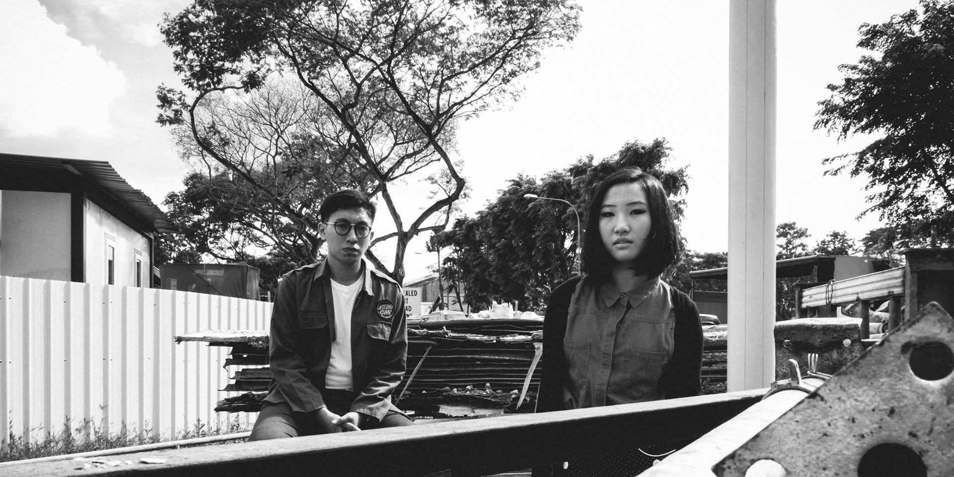 PREMIERE: Stream .gif's incredible debut album, soma