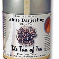 Darjeeling White from The Tao of Tea