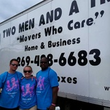 TWO MEN AND A TRUCK® image