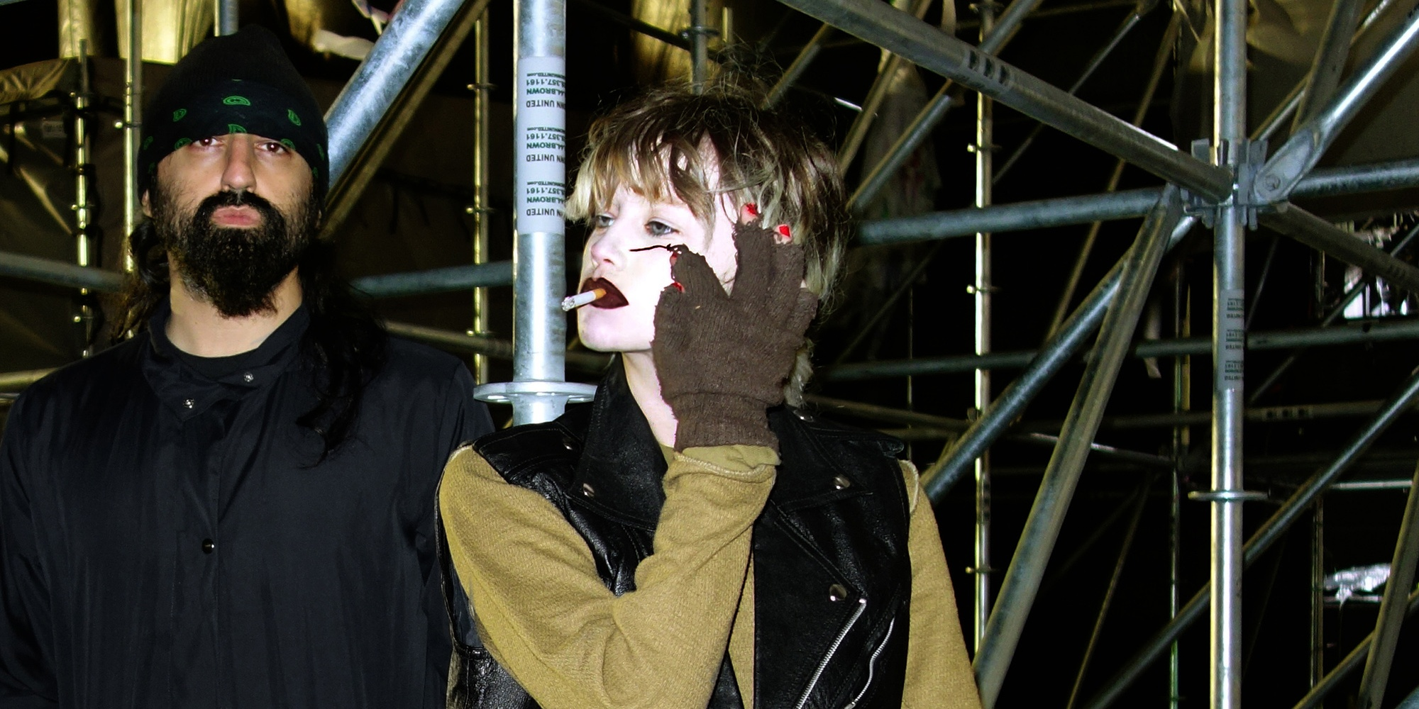 Crystal Castles are coming back to Singapore