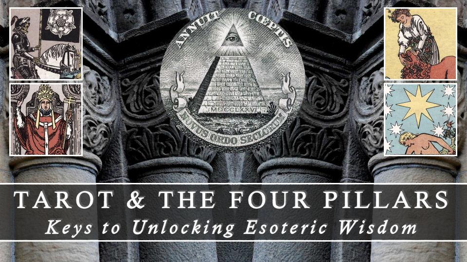 Tarot and the Four Pillars | Tarot Readers Academy