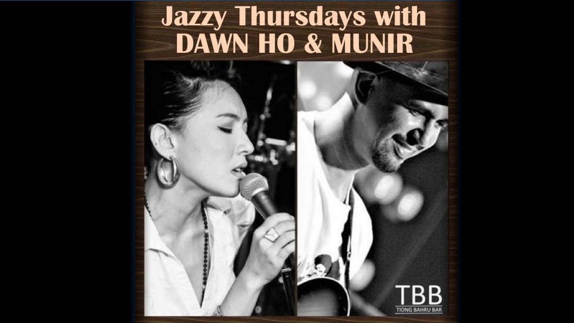 Dawn Ho & Munir