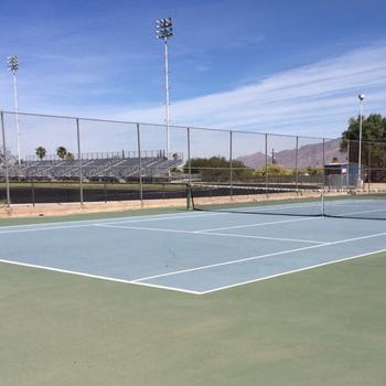 North Tennis Court 1