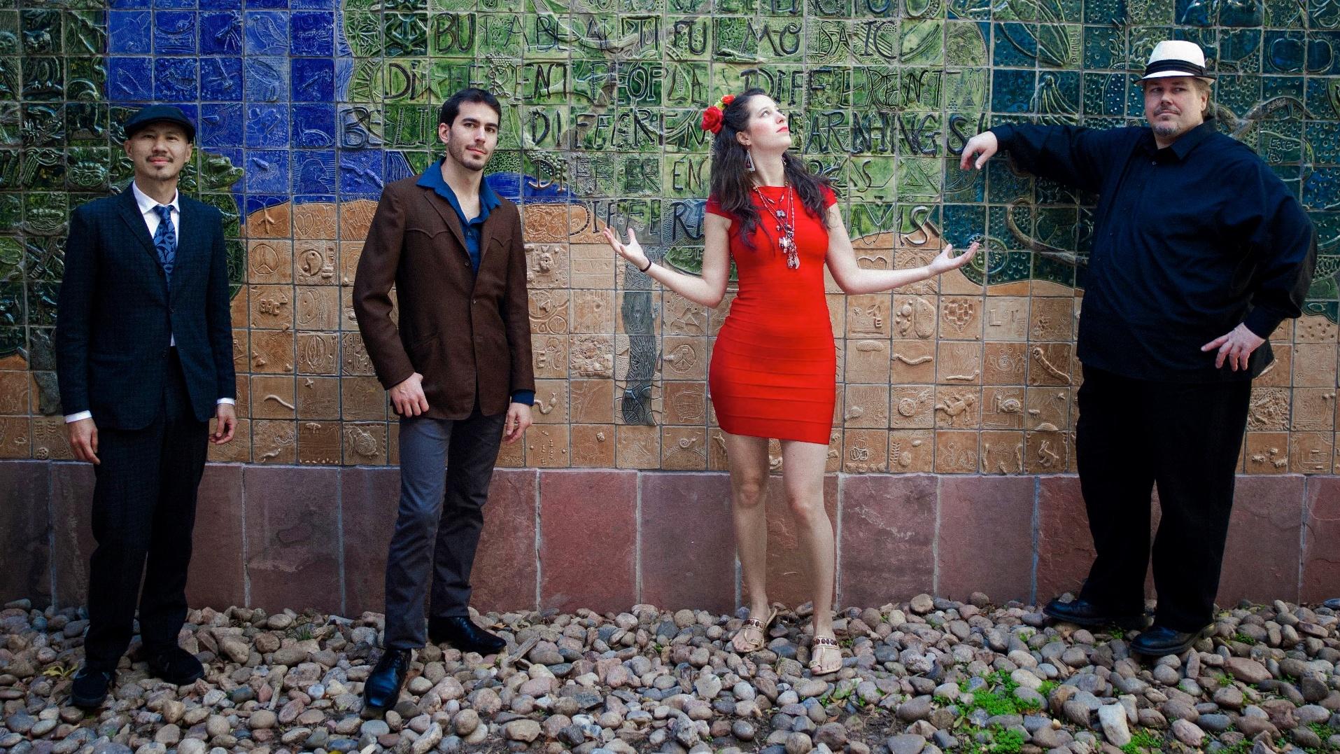 Pan-American music with Numondo