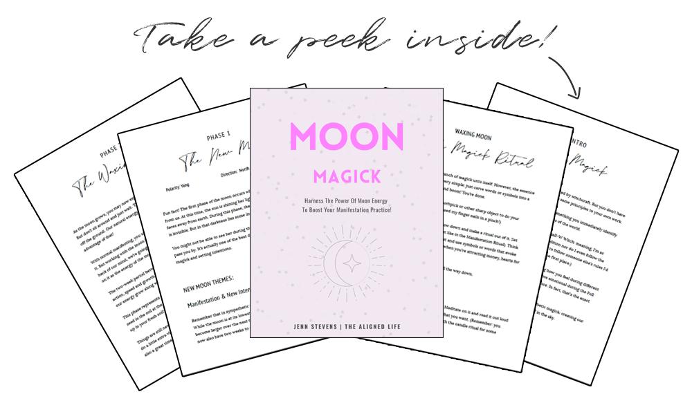 Moon Magick ebook