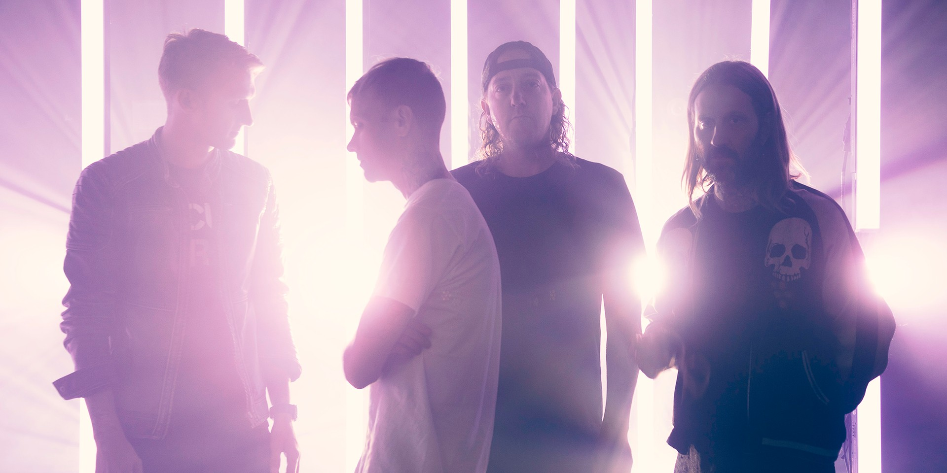 The Used's Bert McCracken runs through the band's pain-stained discography — interview
