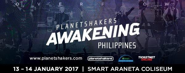Planetshakers Awakening Philippines