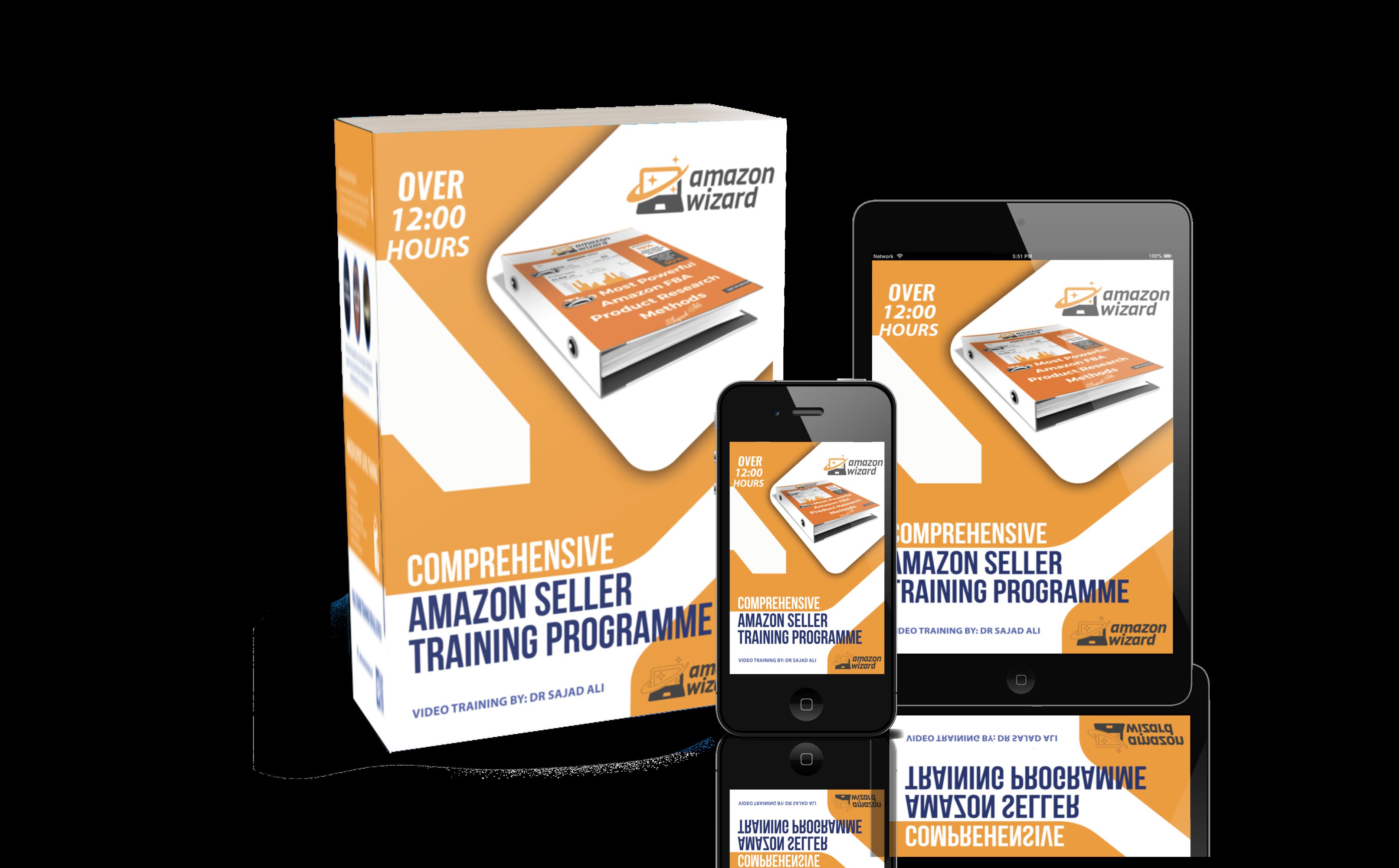 Amazon Wizard Fba Seller Training Course Uk Worldwide Amazon