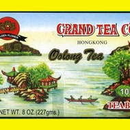 Oolong Tea from Grand Tea