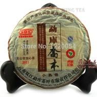 2011 MengKu Wild Arbor Ripe from Shuangjiang Mengku Tea Co., Ltd.