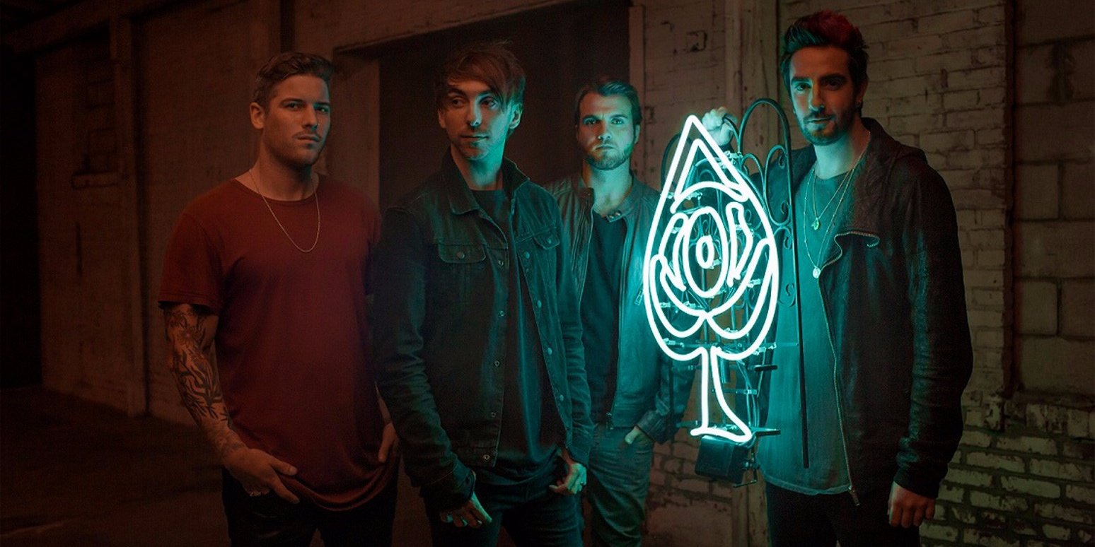 Get A Chance To Meet And Greet All Time Low In Manila Contest
