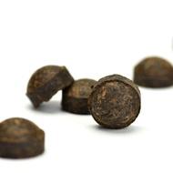 Organic Ripened Pu-erh Mini Tuocha from Teavivre