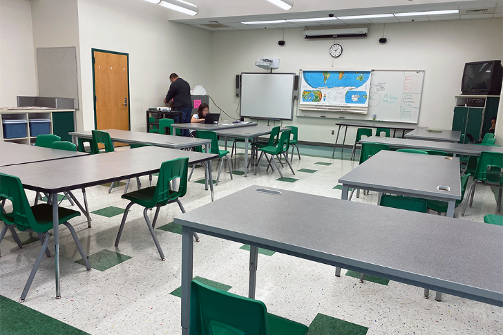 Classroom 303