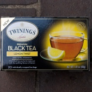 Premium Black Tea Lemon Twist from Twinings
