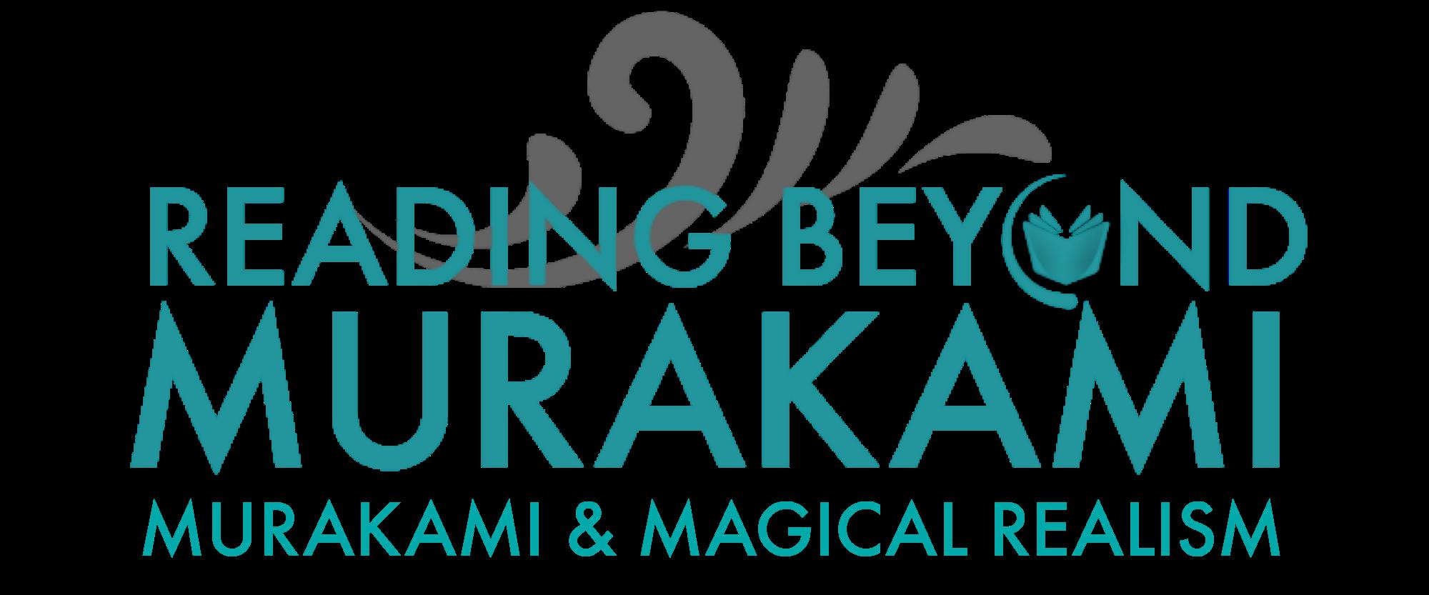 Murakami Magical Realism Book Oblivion