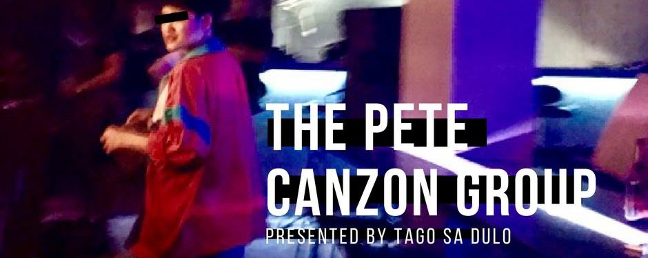 Tago sa Dulo ft. The Pete Canzon Group