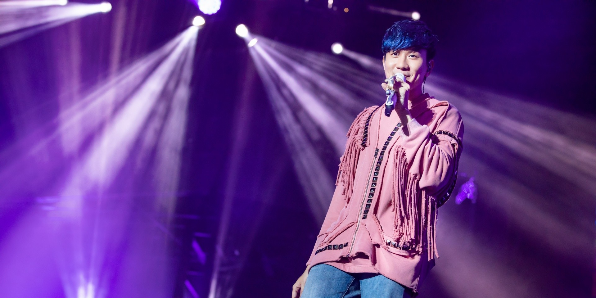 JJ Lin delivers an unforgettable performance at his Sanctuary World Tour - gig report