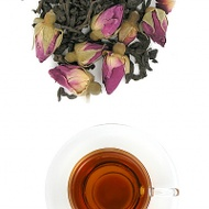 Pu-erh Rose tea from The Tea Farm