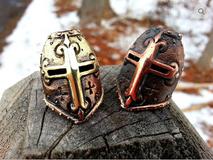Lion Armory Crusader - Brass