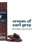 Cream of Earl Grey Dark Chocolate from DAVIDsTEA
