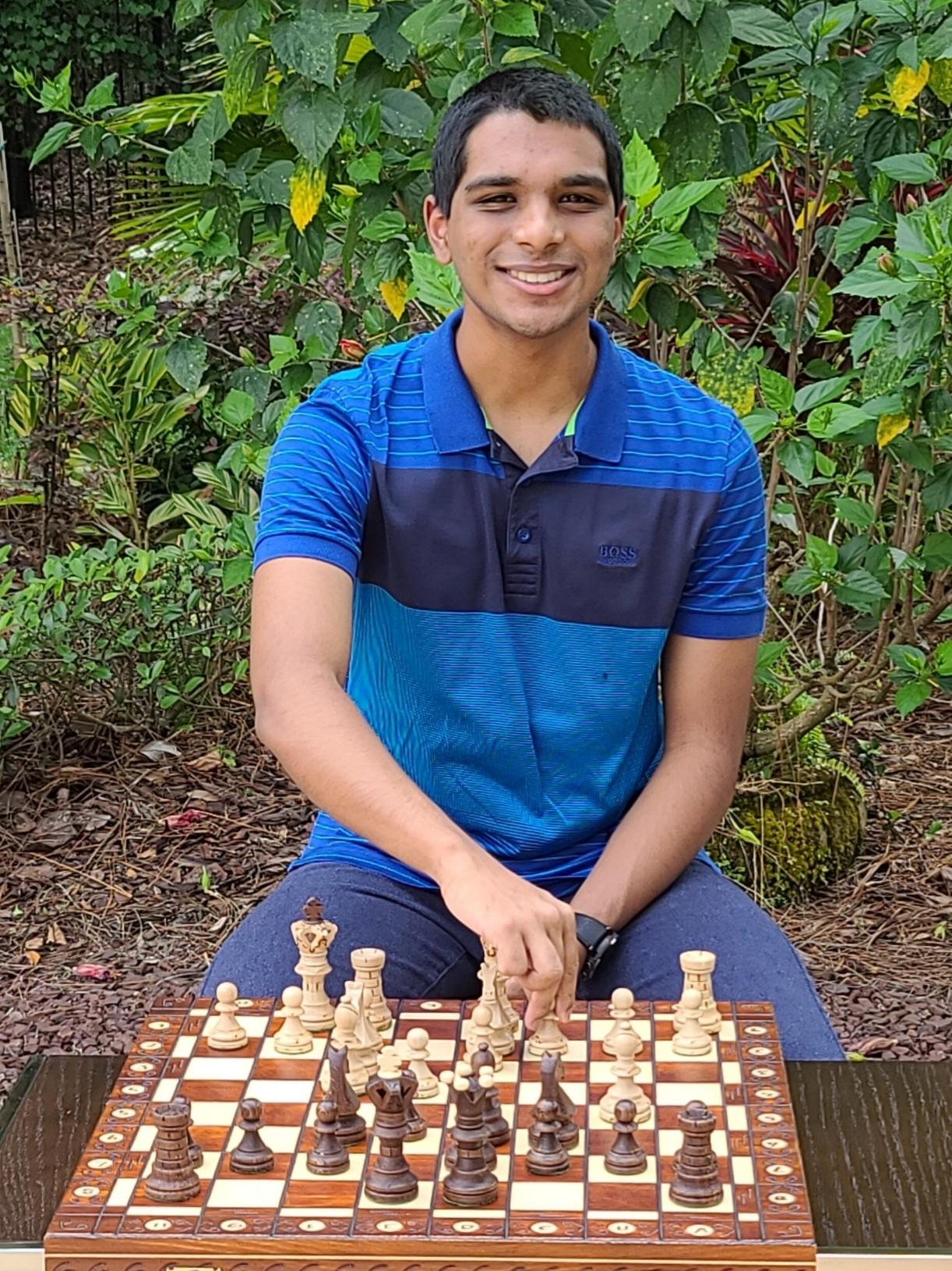 Evan Mathura