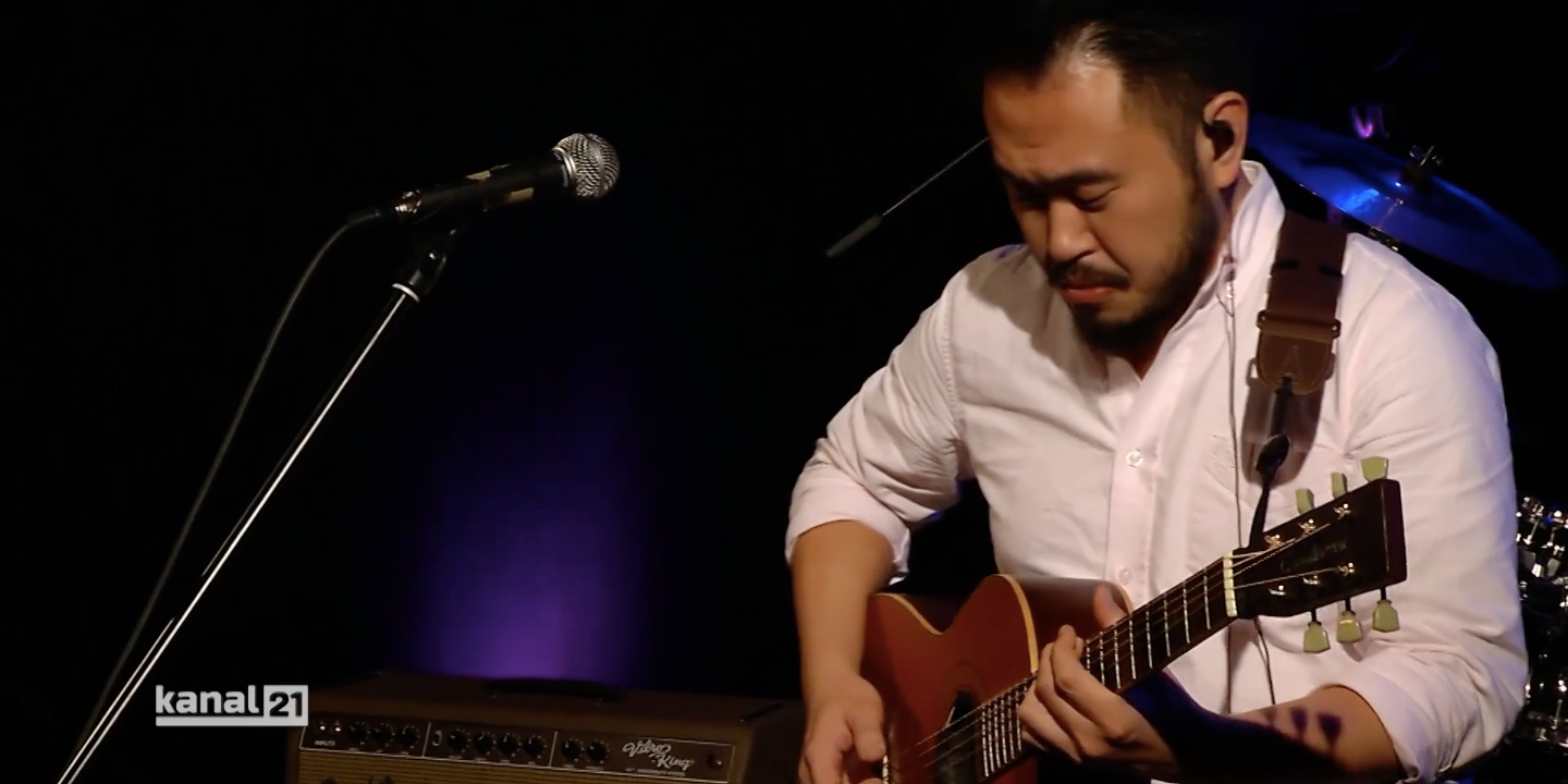 Nicholas Chim gets the live studio treatment in Germany — watch