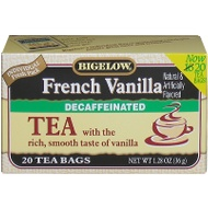 French Vanilla Decaf from Bigelow