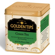 Green Full Leaf Tea Tin Can By Golden Tips Tea from Golden Tips Tea