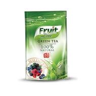 Fruit Line Green Tea & Wildberry from Hangzhou Luruntea Co.