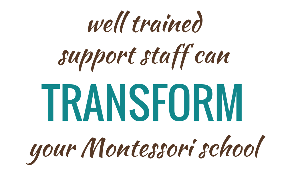 Montessori assistant toolkit trillium montessori courses when assisting in a montessori classroom training is crucial an assistant needs to know about montessori philosophy and how the materials work in general fandeluxe Image collections