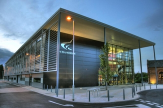The Roundhouse, Derby College