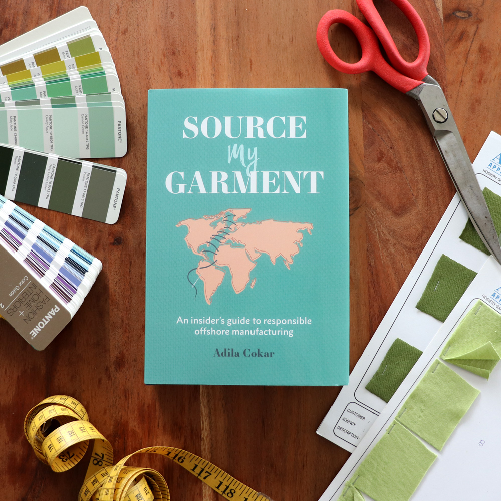 Source My Garment Book