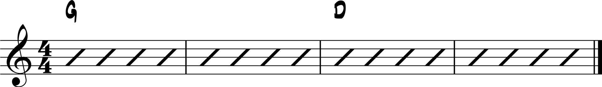 G D Chords